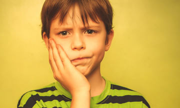Τί να κάνω αν το παιδί μου έχει πονόδοντο;
